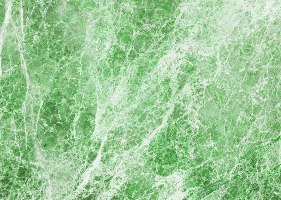 The Marble Touch Light Green Marble